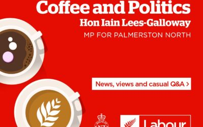 Coffee and Politics on tonight Thursday 11/06/20 6.30pm in Cafe Royale