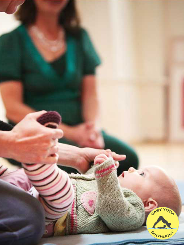 Birthlight - Baby Yoga