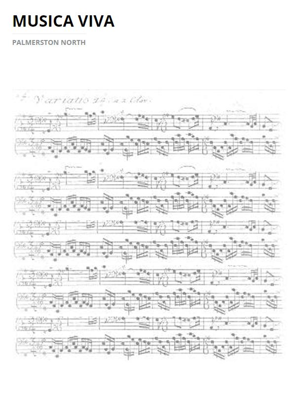 Musica Viva Palmerston North