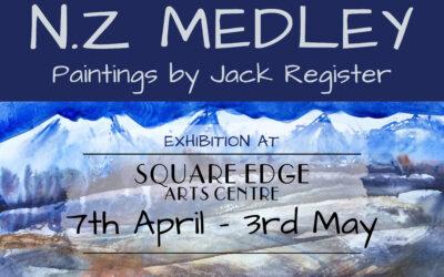 NZ Medley | Jack Register
