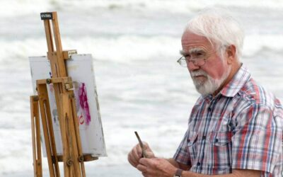 Exhibition to honour late Manawatū artist tells tale of his life's work