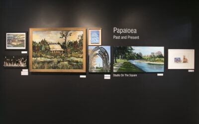 Papaioea Past or present | Studio on the square