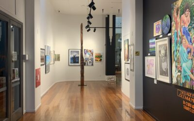 Square Edge In-Studio Artists and Tenants exhibition
